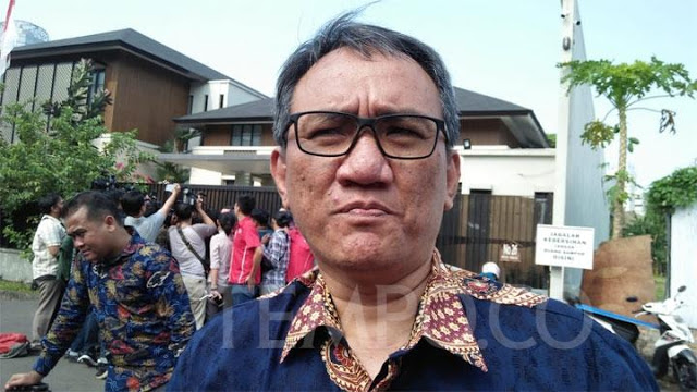 Reuni 212 Lebih Besar dari 2016, Andi Arief: Mereka Ingin Menentang Ketidakadilan