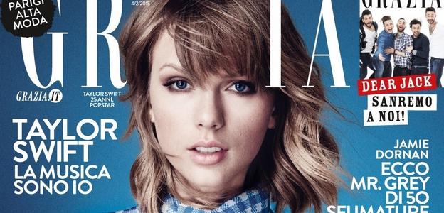 Definições de mensagens Etiquetas Taylor Swift, Grazia, Italy, February, 2015, Singers Agendar  01/02/15, 12:40  Pacific Standard Time Link permanente http://beauty-mags.blogspot.com/2015/02/taylor-swift-grazia-italy-february-2015.html