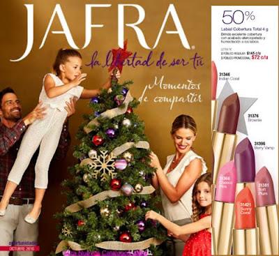 Catalogo Jafra Octubre 2016 Mexico