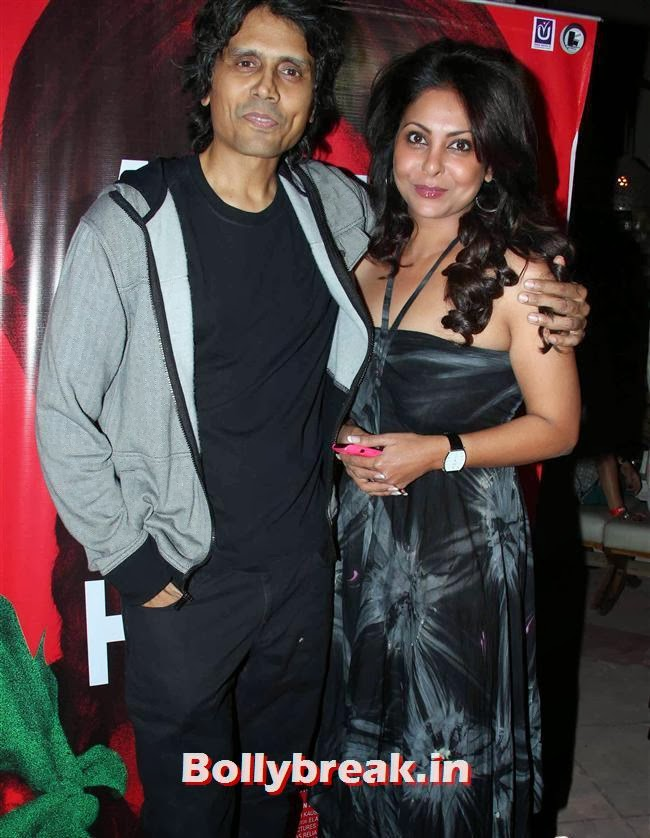 Nagesh Kuknoor and Shefali Shah, Celebs at Lakshmi Movie Success Bash