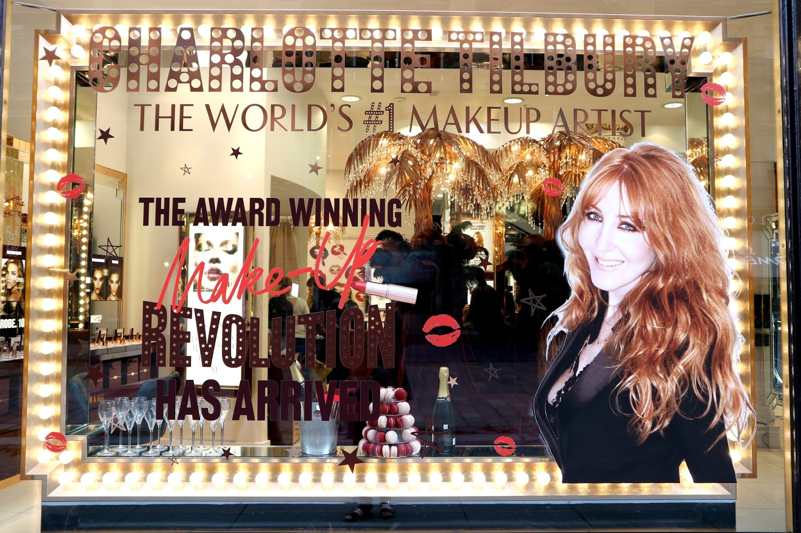 Charlotte Tilbury House Of Fraser Glasgow