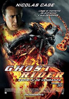 Ghost Rider: Spirit of Vengeance (2011) โกสต์ ไรเดอร์ อเวจีพิฆาต ภาค 2