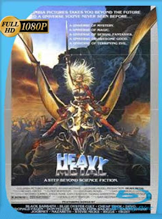 Heavy Metal 1981 HD [1080p] Latino [GoogleDrive] SilvestreHD