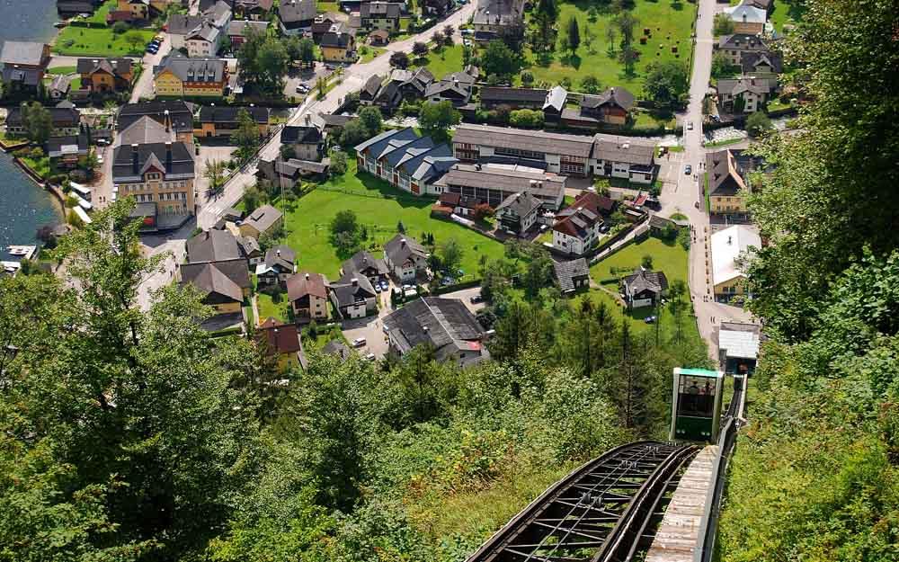 #Hallstatt, Aldeia da Áustria