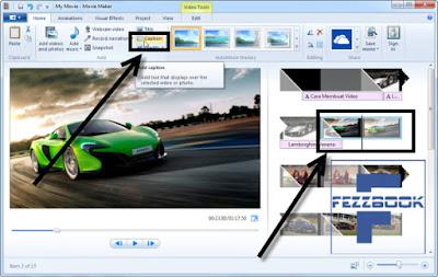 cara membuat video dari gambar  dengan mudah