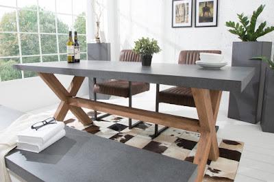 stoly Reaction, nábytok do jedálne, moderný nábytok