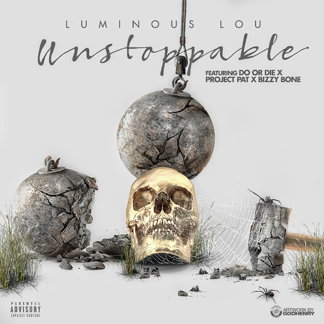 """New mixtape """"Unstoppable"""" by Luminous Lou"""