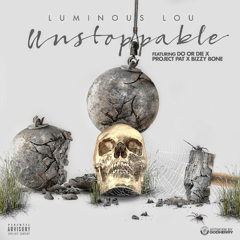 "New mixtape ""Unstoppable"" by Luminous Lou"