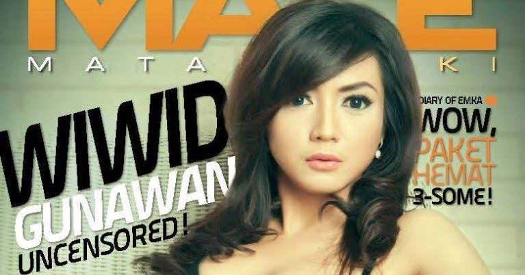Abg Montok Foto Wiwid Gunawan Majalah Popular