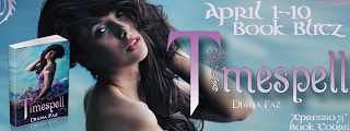Book Blitz: Timespell by Diana Paz *Meet the Daughters of Fate & Giveaway*