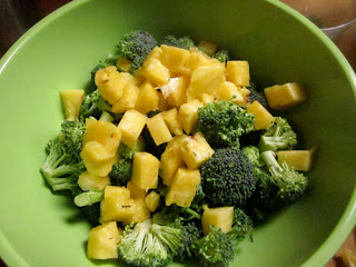Pineapple and Broccoli