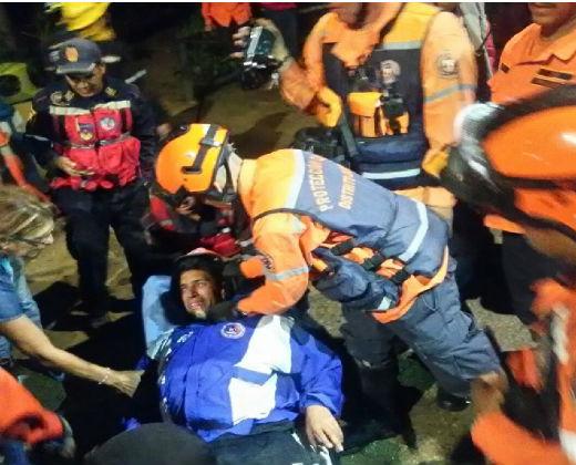 ¡INCREÍBLE! Venezolano sobrevivió tras 5 días perdido en el Warairarepano