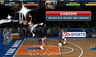 NBA JAM Mod Apk Free Download