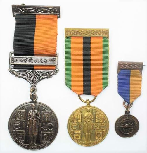 Black and Tan Medal, Survivors Medal,