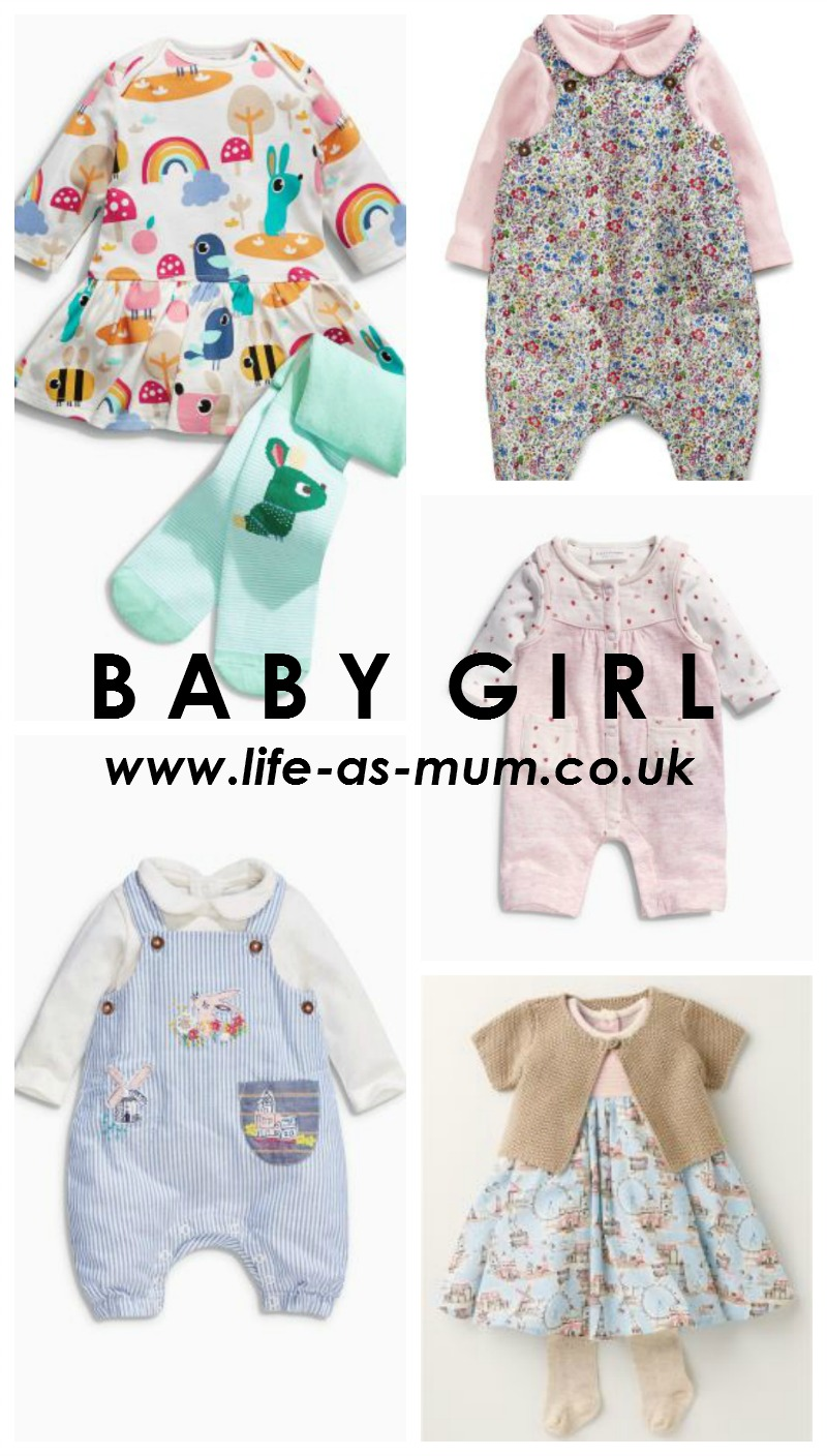 0aea8276df52 Baby Clothes with NEXT — Life as Mum