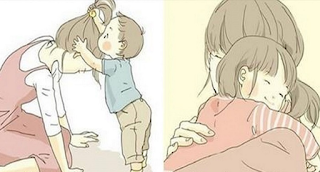 «Το καλύτερο πράγμα στο κόσμο θα ήταν όταν μεγαλώσω να είσαι και εσύ υγιής όπως και εγώ, μαμά» – Σ'αγαπώ μαμά