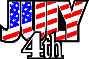 Happy 4th Of July ClipArts 2017-Download Free