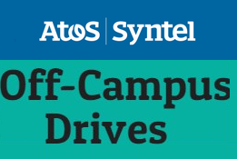 Atos Syntel 2019 Off Campus Drive at Chennai, Mumbai, Pune | Trainee Engineer Jobs