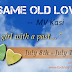 Blog Tour: THAT  SAME OLD LOVE by M.V. Kasi