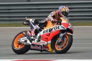 Pedrosa Tercepat Latihan Bebas FP2 MotoGP Aragon 2016