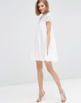vestidos cortos de primavera