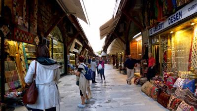 Belanja Sepuasnya Di Pasar Tradisional Bodrum Turki