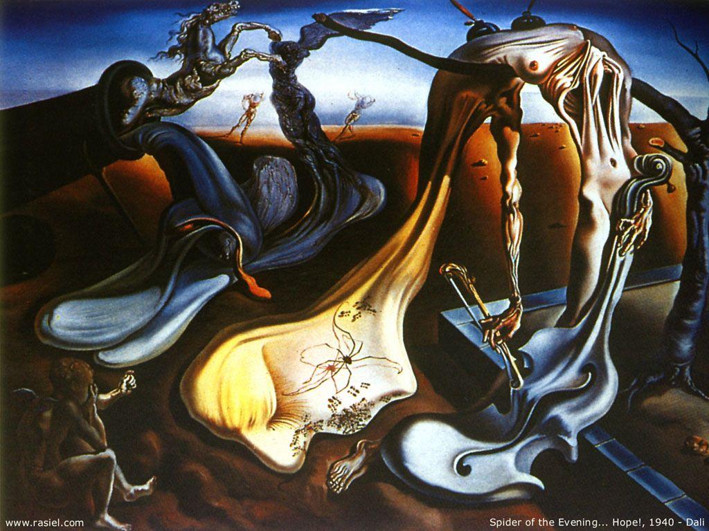 Salvador Dali Sus Grandes Pinturas Taringa