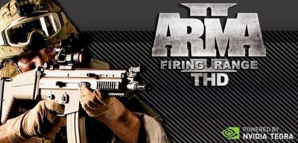 Free Download Arma II: Firing Range Apk + Data Full Version - RonanElektron
