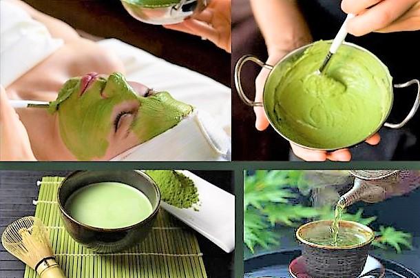 usos cosméticos del té