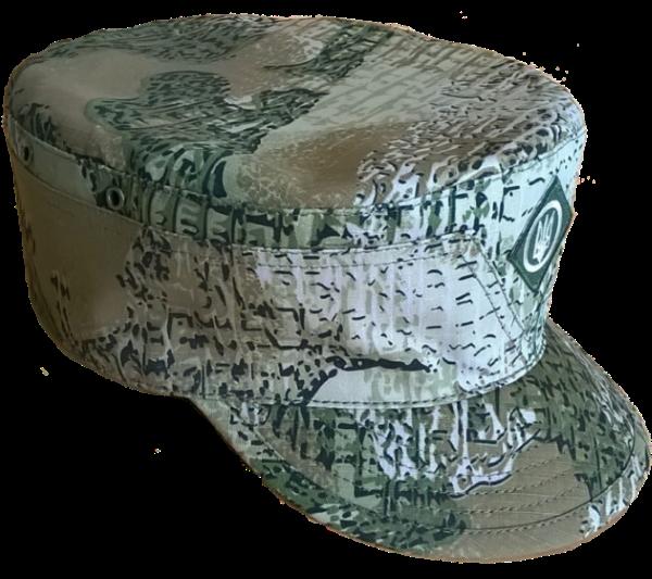 польова кепка в камуфляжі Варан