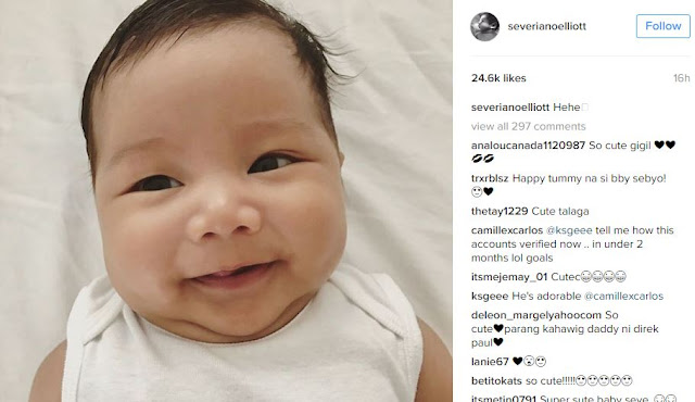 Toni Gonzaga Shares A Glimpse Of Adorable Son Baby Seve! Must See!