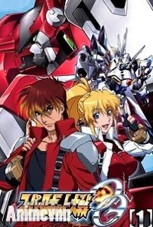 Super Robot Taisen OG The Inspector - Super Robot Taisen Original Generation: The Inspector, SRWOG 2012 Poster