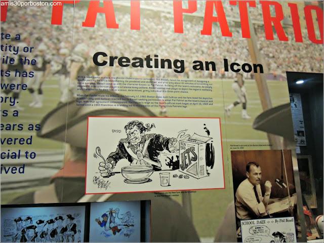 Nacimiento de Pat Patriot