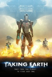 فيلم Taking Earth 2017 مترجم