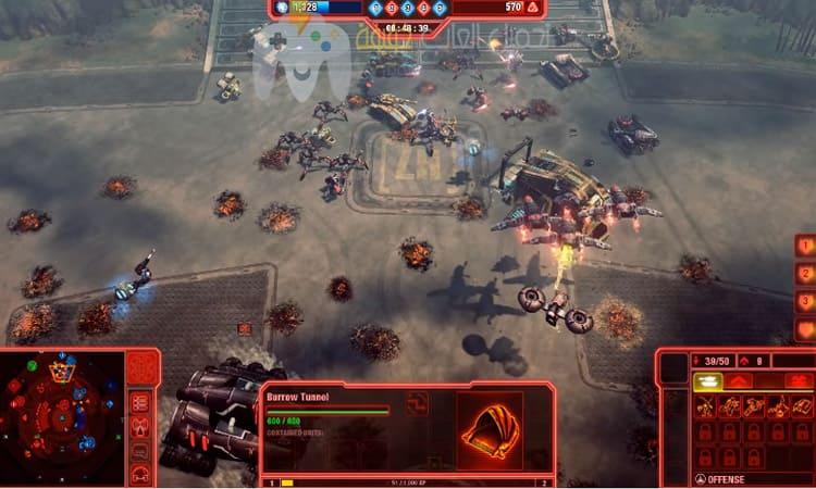تحميل لعبة Red Alert 4 للكمبيوتر برابط واحد مباشر