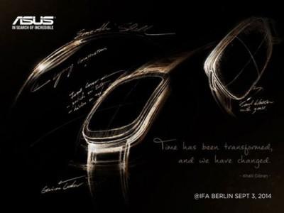 Ini Bocoran Smartwatch Murah ASUS