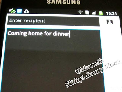 samsung galaxy note speech to text