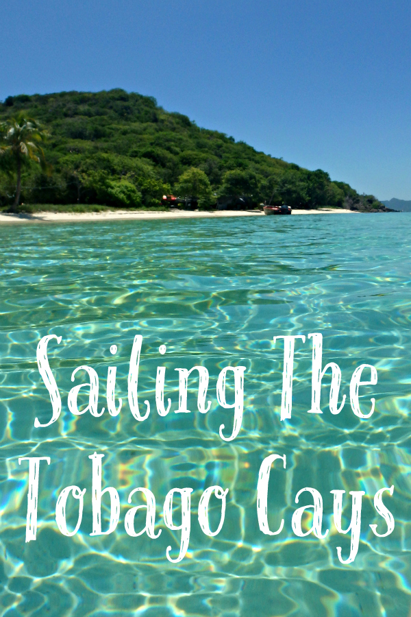 Sailing the Tobago Cays in St Vincent and The Grenadines