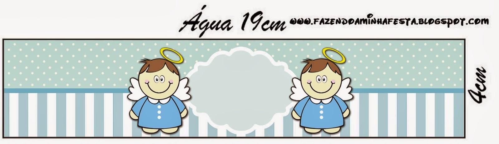 Bautismo Angelito Moreno: Etiquetas para Candy Bar para Imprimir ...