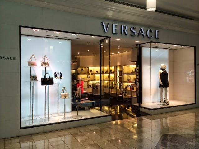 Tomorrows News Today  Atlanta Versace On The Move at