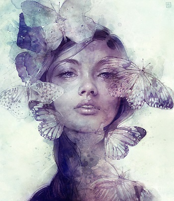 """Adorn"" por Anna Dittmann 