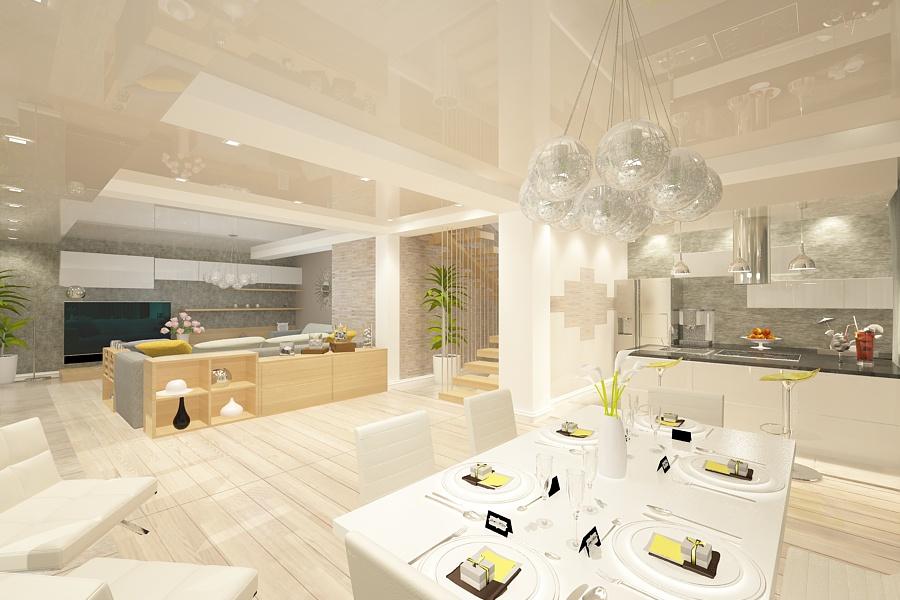 Design - interior - vila - moderna - la - cheie - Constanta