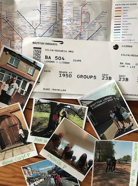 viajar para Londres