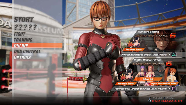 Dead or Alive 6 Gameplay Screenshot 2
