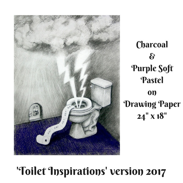 Toilet Inspirations by Minaz Jantz