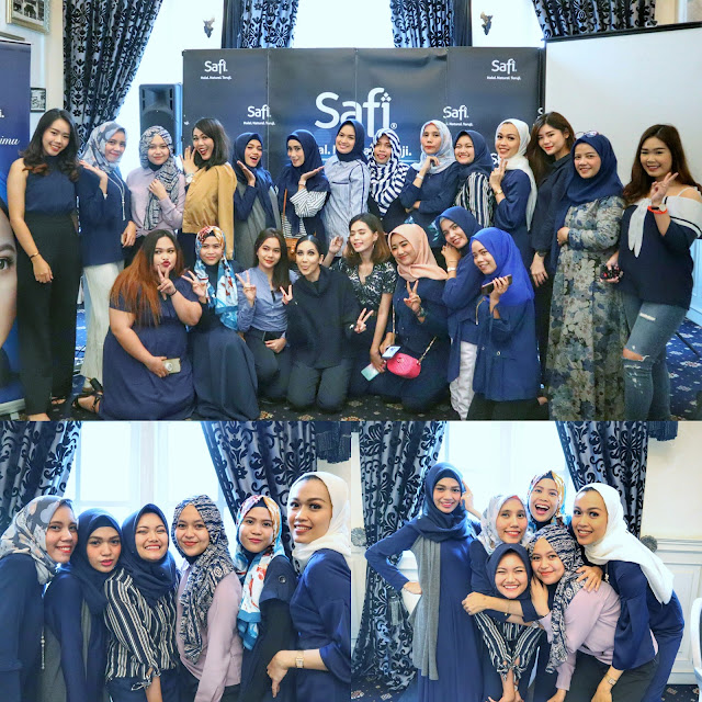 Event Beauty Gathering Safi  Indonesia (Review)