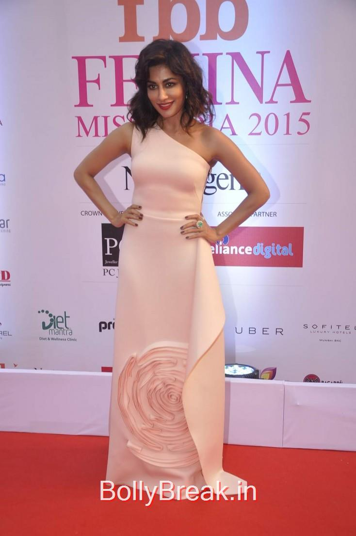 Chitrangada Singh, Femina Miss India 2015 Red Carpet Photo Gallery