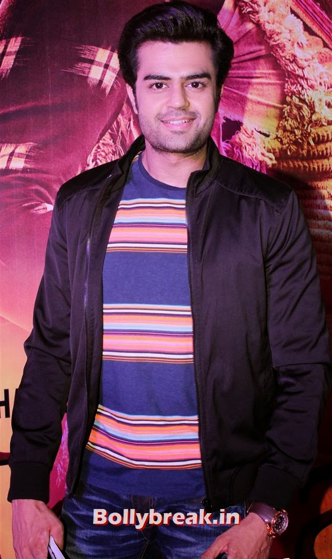 Manish Paul, Gulaab Gang Movie Premiere Pics