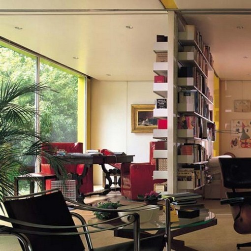 Home Office Library Design Ideas: Beautifull Design For Your Home: Make A Small Home Library
