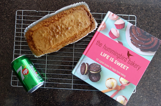 7up cake – Hummingbird Bakery recipe